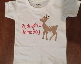 Rudolph Tshirt