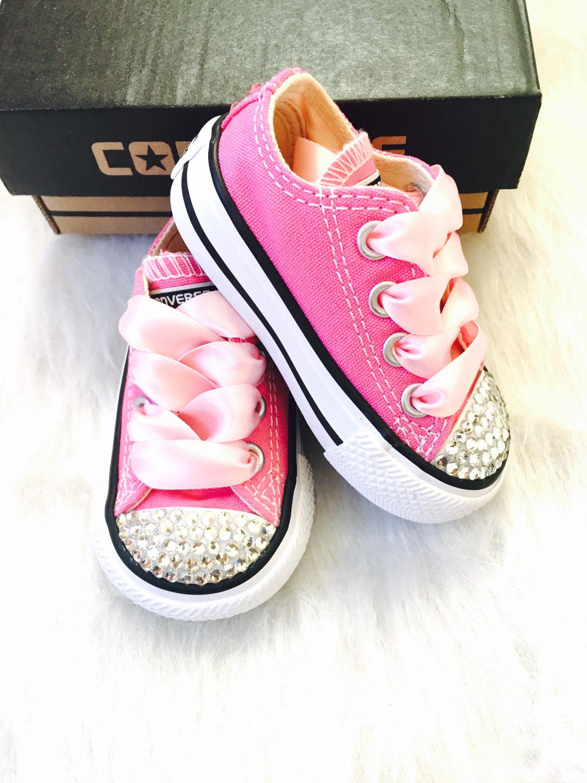 Bling Converse Pink bling converse Pink Converse Baby