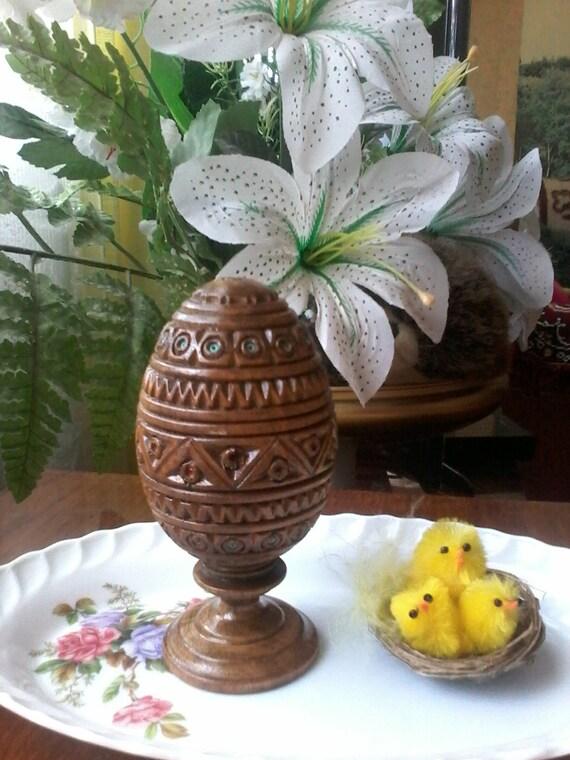 Decorative souvenir souvenir easter easter decor easter gift like this item negle Images