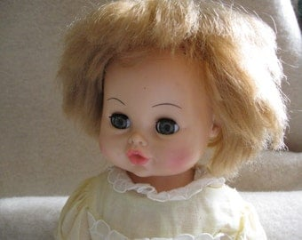 Vintage 1971 Horsman baby doll LOVELY BABY Soft Body Vintage Horsman Doll Vintage Baby Doll Free Shipping