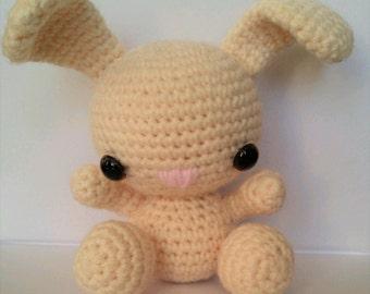 Cute little Amigurumi Bunny