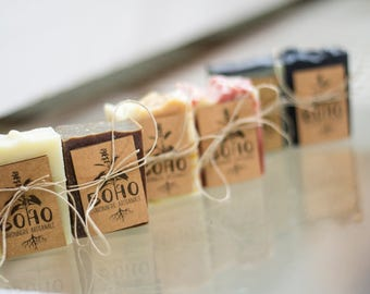 Discovered box / natural, organic, handmade, baby delicate, eco-friendly, biodegradable, vegan, SOAP wave contest, woman