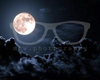 Supermoon Full Moon Print