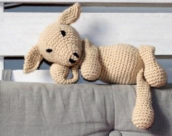 Piglet, Piglet Amigurumi, Piglet baby toy, toy first months, vegan toy friendly, gender neutral toy
