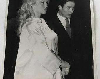 Original photo: UPI Photo - Fotofest - Brigitte Bardot - 1959