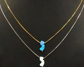 New Jersey Opal Necklace