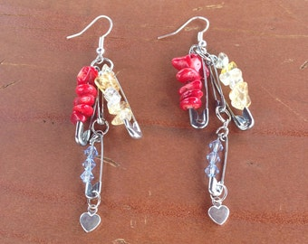 Native Rights Solidarity Earrings