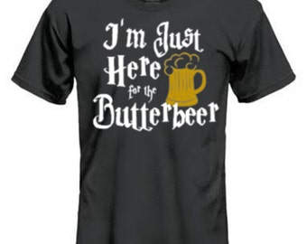 Here for the Butterbeer Shirt