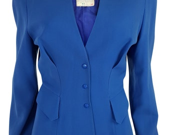 THIERRY MUGLER Wool Jacket (38)