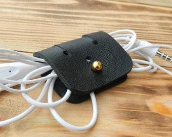 Headphone holder, Clip on headphone, Earbud holder, Cable holder,Cord holder,Wire holder,Headphone cable management,Headphone cord organizer