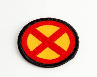 X-Men Inspired Patch Iron On Sew On
