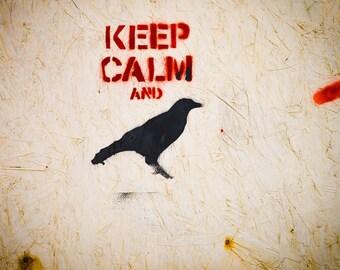 Keep Calm Carrion