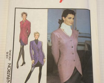 Style sewing pattern 1999 - Misses' jacket and skirt - multisize pattern 8-18