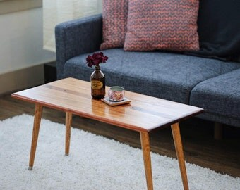 Peg Leg Coffee Table
