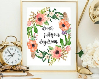 Dorm Wall Art | Etsy
