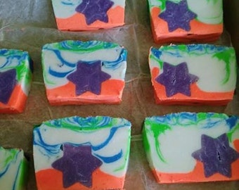 Under The Sea Unscented Handmade Soap