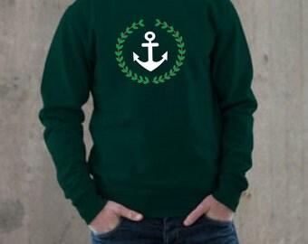 Narcos Style Pablo Escobar Jumper - Narcos Fancy Dress Anchor Golf Sweatshirt