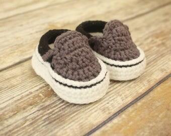 Crochet Baby Vans