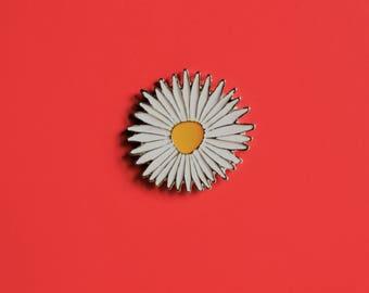 Enamel Pin Flower