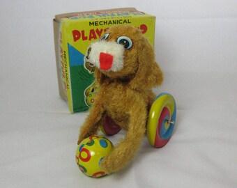 Mechanical Playful Pup