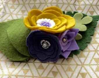 Ornate Bloom'n Clip