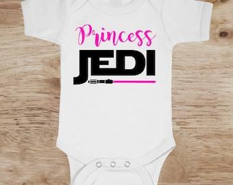 Star Wars Baby, Star Wars Onesie, Star Wars baby shower, Star Wars baby outfit, Star Wars kid shirt, Star Wars baby girl, Star Wars