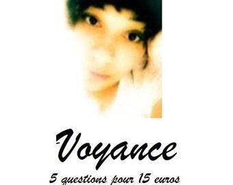 Consultation Voyance