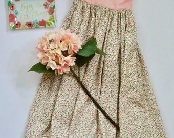 Girls Summer Day Sun Dress