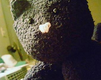 TestListing Handmade Fuzzy Black Cat