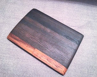 Small Cutting/Cheese Board Bog Oak