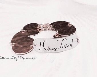Mama Tried Miranda Lambert Inspired Bracelet
