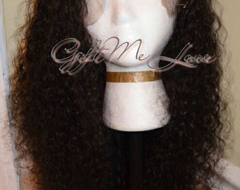 Shay* Water Wave 360 Lace Unit