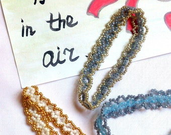 Nice and chic bracelet (available in 3 colors!)