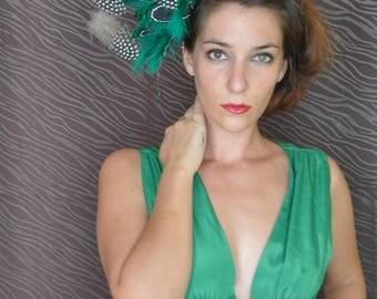 Bibi Emerald d flower