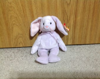 Floppity the Lilac Bunny, Ty Beanie Babies