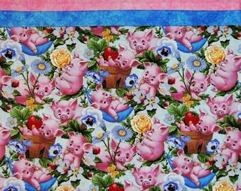 This Little Piggy Pillowcases