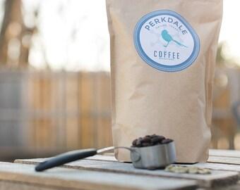 Freshly Roasted Coffee 8oz