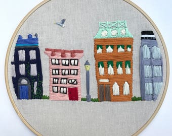 Town B Embroidery