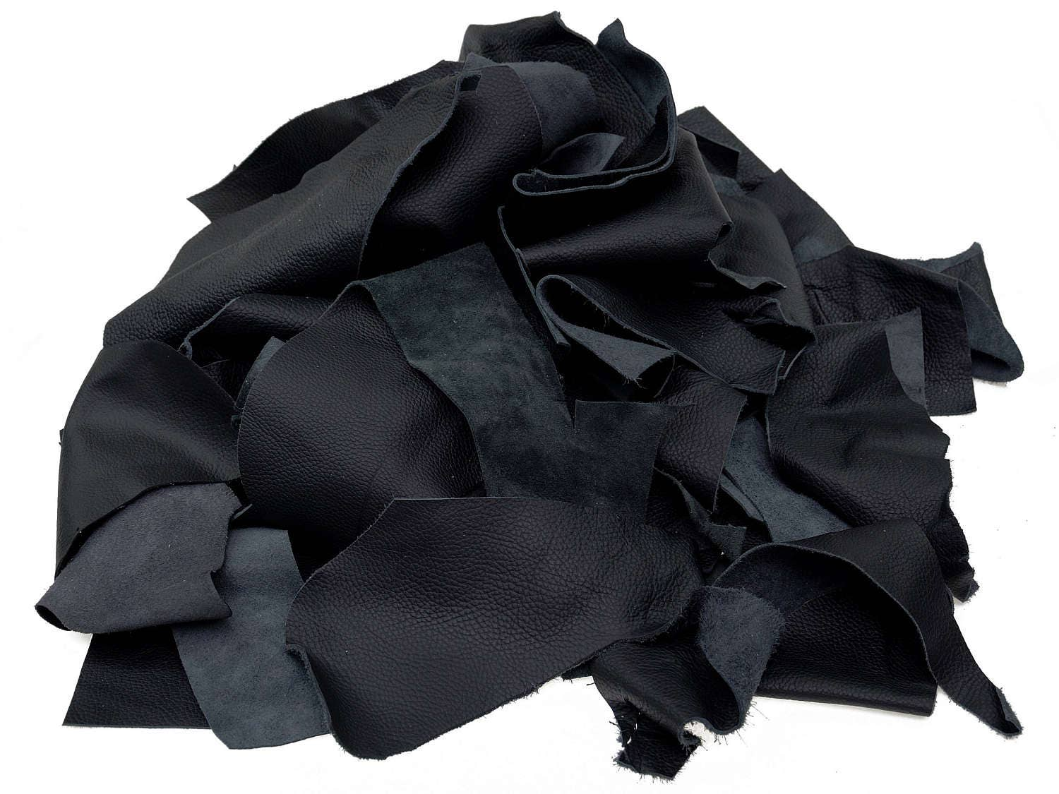 Leather scraps for crafts - Sold By Fabricskingdom