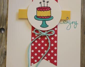 Birthday Enjoy