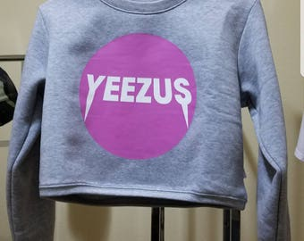 Yeezus Women's 3/4 sweatshirt