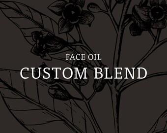 Face Oil / Custom Blend