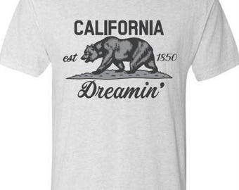 CALIFORNIA, DREAMIN