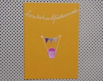 Postcard / Tartlet