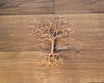Tree Wall Art, Tree of Life, Family Tree Art, Wire Tree Art, Wire Tree, Tree Sculpture, Wire Sculpture, Wire Tree Sculpture, Tree Art, Tree
