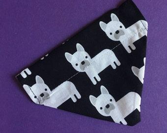 French bull dog bandana SMALL