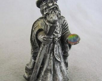 Traveling Mage Figurine
