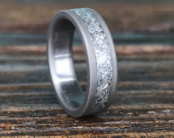 Titanium Ring, Wedding Ring, Titanium Wedding Ring, Mens Ring, Womens Ring, Junk Ring, Mens Wedding Ring, Eco Friendly Ring, Promise Ring