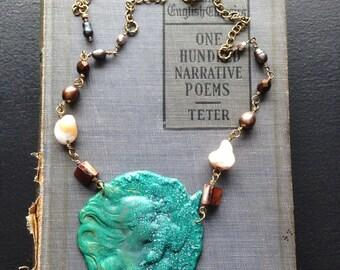 Sea Goddess Necklace