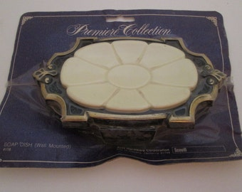 vintage soap dish decorative soap holder scovill trinket dish soap display stand